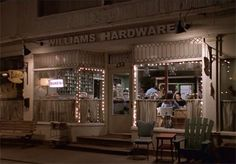 Luke's Diner (formally Williams's Hardware)