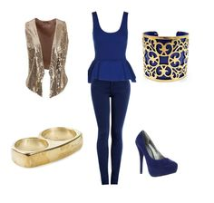 blue shoes outfit - Google Search