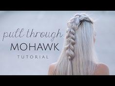Khaleesi Rope Twists Tutorial   Kirsten Zellers - YouTube
