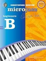 Schott Music - Shop - Christopher Norton - Microjazz for Beginners (repackage)