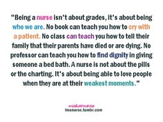 As an R.N. for >20 years, I can tell you that this is 100% true!!!  Never once got asked what my grades were.  How about you?
