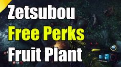 "Black Ops 3 Zetsubou No Shima Zombies Fruit Plant  ""How To Grow Fruit  P..."