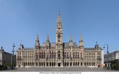 When visiting Vienna, you can take a free guided tours of City Hall (Rathaus). Traveling Well For Less. Bad Gastein, Zell Am See, Car Rental Deals, Destinations, Danube River, Austria Travel, Dream City, Free Things To Do, Fun Things