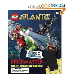LEGO Brickmaster: Atlantis [Hardcover]