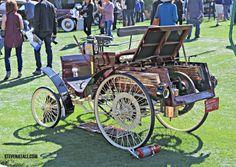 1890's Benz Roadster