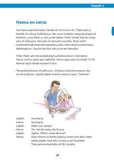 Näytesivu 11 Finnish Language, Finland, Learning, Words, School, Languages, Corner, Idioms, Studying