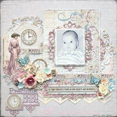 Precious Baby - Scrapbook.com