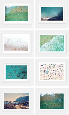 Trend I aint Mad at: Beachy Art Prints - Amber Interiors