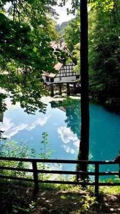 Die 21 faszinierendsten Orte Deutschlands