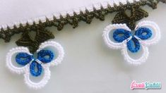 Crochet Earrings, Lace, Floral, Flowers, Jewelry, Jewlery, Bijoux, Florals, Florals