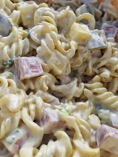 Pasta Salad, Food And Drink, Baking, Ethnic Recipes, Kitchen, Party Ideas, Crab Pasta Salad, Cooking, Bakken
