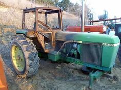 John Deere 4230 tractor salvaged for used parts. This unit is available at All States Ag Parts in Downing, WI. Call 877-530-1010 parts. Unit ID#: EQ-23903. The photo depicts the equipment in the condition it arrived at our salvage yard. Parts shown may or may not still be available. http://www.TractorPartsASAP.com