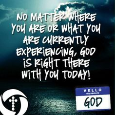 Immanuel – God With Us
