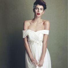 Vestiti da #sposa: i grandi classici, semplici e intramontabili #matrimonio
