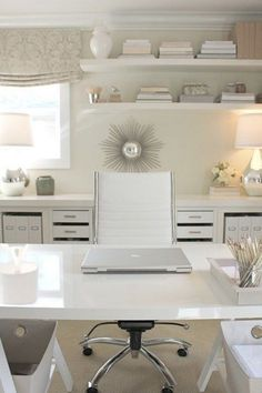■Home Office■ 44 Pinterest Worthy Home Offices To Inspire The Girl Boss In You