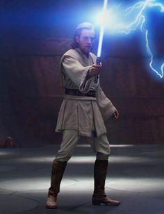 Obi Wan vs. Dooku–Darth Tyrannus in Attack Of The Clones