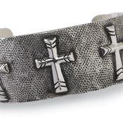 Trinity Cross Cuff