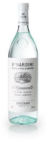 50% Vol.  Aquavite di Vinaccia - Grappa bianca..the original grappa..