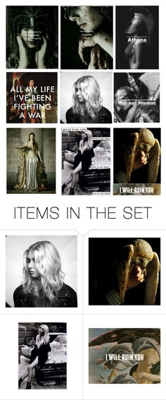 """""Smart people don't plan big moves outloud""// Athena // Immortals"" by justananonymous ❤ liked on Polyvore featuring art"