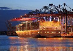 Xuất nhập khẩu với vận tải biển quốc tế | Dịch vụ vận chuyển tải