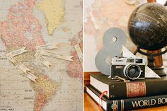 we had chatted about this personal map marker idea - like!  Tec Petaja Wedding Photography
