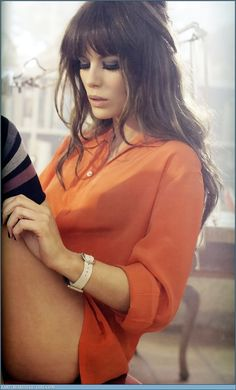 hair. #kate beckinsale