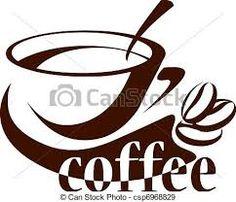 Resultado de imagen para dibujos de tazas de cafe png