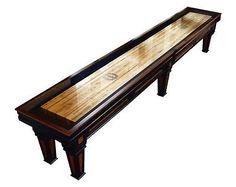 Champion Worthington Shuffleboard Table   16 Ft
