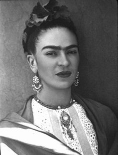 Frida Kahlo photograph - Google Search                                                                                                                                                                                 More