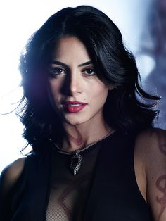 Meet Isabelle Lightwood played by Emeraude Toubia. Don't miss her in the Shadowhunters series premiere Tuesday, January 12 at 9pm|8c on Freeform, the new name for ABC Family!