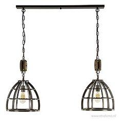Industrieel landelijke hanglamp eettafel Ceiling Lights, Lighting, Pendant, House, Home Decor, Drink, Ideas, Food, Cuisine