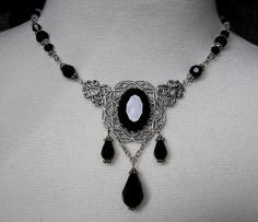 Victorian and Gothic Chokers - by Miaka