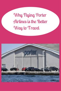 The Frugal Fashionista: Why Flying Porter Airlines is the Better Way to Travel