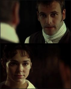 Fanny Price & Edmund Bertram  Mansfield Park Most people dislike this film, but it's one of my absolute favorites!