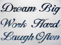 Dream Big - Paper Quilling by Luke Bugbee, via Behance