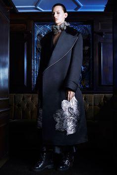 Alexander McQueen | Pre-Fall 2014 Collection | Style.com