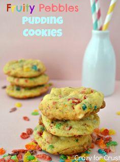 Fruity Pebble Cookie