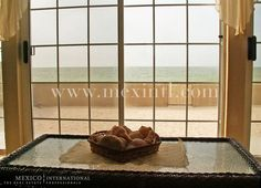 Mexico International Real Estate   Fabulous Chelem Beach Front Home!