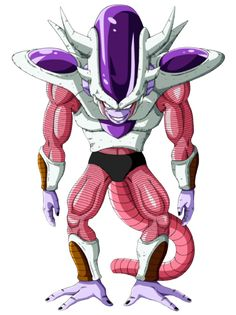 Frieza (フリーザ) is one of the most significant villains in the Dragon Ball manga and the Dragon...