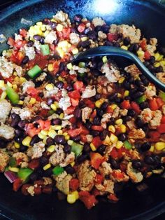 21 day fix quick turkey taco skillet quickdiet 63 trendy fitness planner printable free weight loss 21 day diet shopping list 2 fitness planner printable shopping trendy weight 21 Day Fix Diet, 21 Day Fix Meal Plan, Healthy Options, Healthy Recipes, Advocare Recipes, 21dayfix Recipes, Healthy Foods, Eating Healthy, Healthy Eats