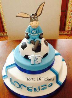 Cake calcio napoli