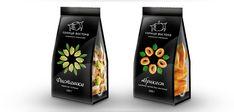 Солнце востока – дизайн упаковки орехов и сухофруктов от Shemanoff
