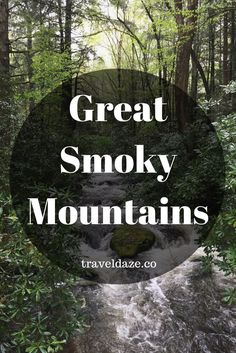 Great Smoky Mountains National Park -- America's Most Popular National Park