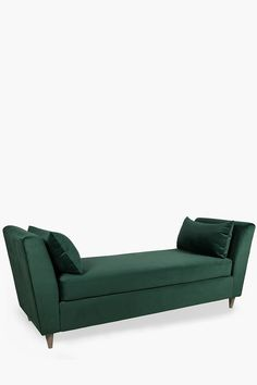 Marlow Daybed Chaise Sofa - Couches & Sofas - Shop Living Room - F Large Furniture, Upholstered Furniture, Living Room Furniture, Sofa Shop, Chaise Sofa, Fashion Room, Daybed, Couches, Marlow