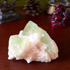 A personal favorite from my Etsy shop https://www.etsy.com/listing/274691712/gorgeous-green-apophyllite-with