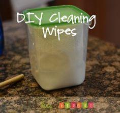 DIY Homemade Cleaners