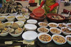 Noryangjin Fish Market and Bike Tour along the Han River