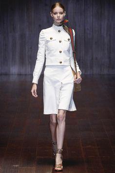 Gucci - Primavera / Verão 2015 Ready-To-Wear - MFW (Vogue.com UK)