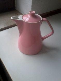 Melitta-Kanne-Form-4-Ascona-rosa-pastellfarben-selten