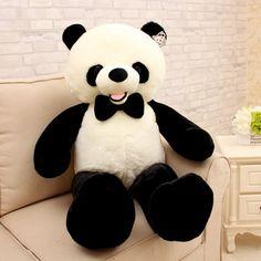 3D panda plush toys for girlfriend birthday gift large stuffed animals